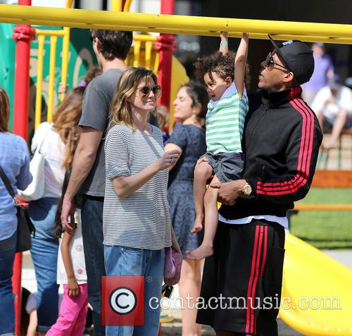 Ellen Pompeo, Chris Ivery and Stella Ivery 8