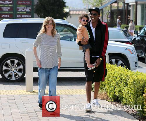 Ellen Pompeo, Chris Ivery and Stella Ivery 11