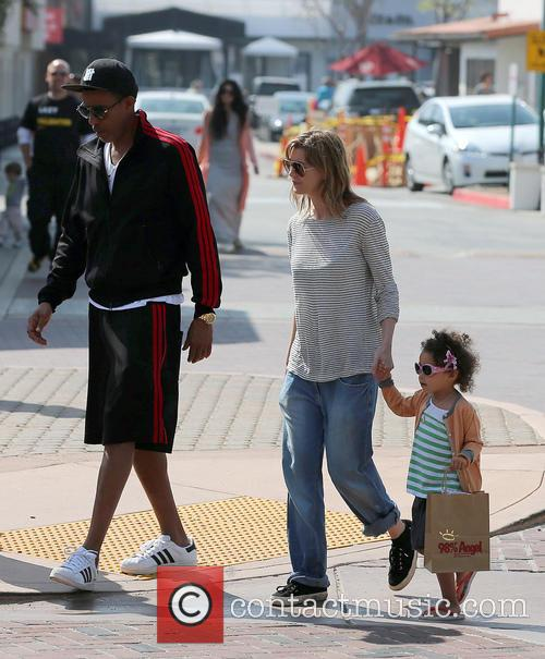 Ellen Pompeo, Chris Ivery and Stella Ivery 13