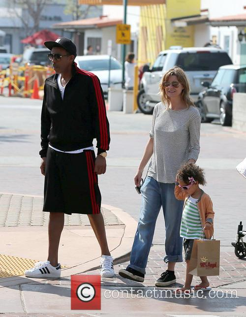 Ellen Pompeo, Chris Ivery and Stella Ivery 16