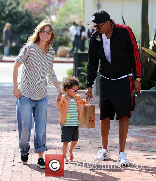 Ellen Pompeo, Chris Ivery and Stella Ivery 18