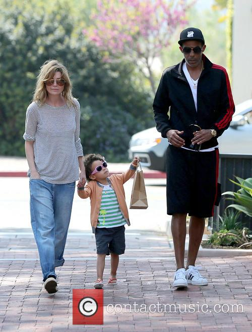 Ellen Pompeo, Chris Ivery and Stella Ivery 19