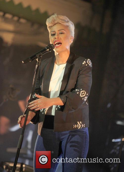 Emeli Sande performs at Paradiso