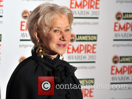 Helen Mirren, Empire Film Awards, Grosvenor House