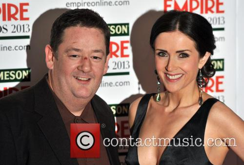 Johnny Vegas and Maia Dunphy 6