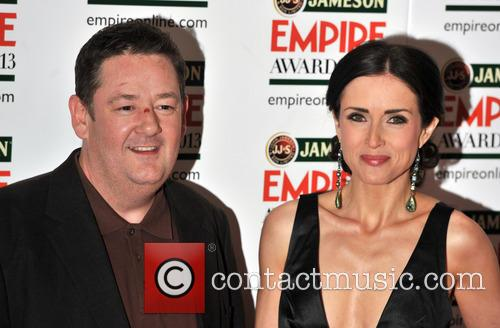 Johnny Vegas and Maia Dunphy 7