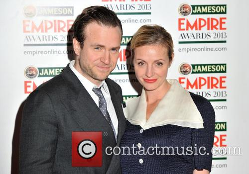 Rafe Spall and Elize Du Toit 5