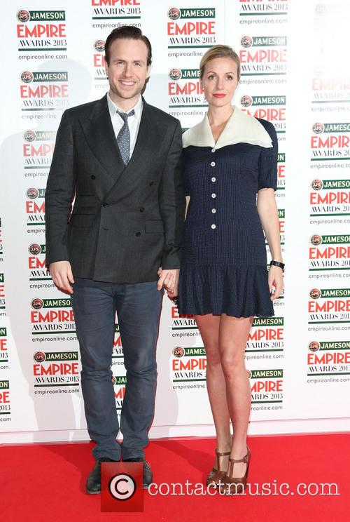 Rafe Spall and Elize Du Toit 11