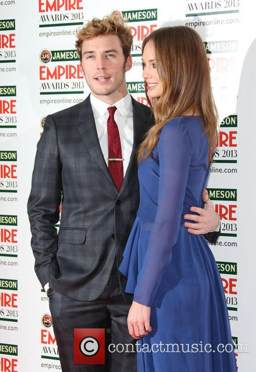 Sam Claflin and Laura Haddock 9