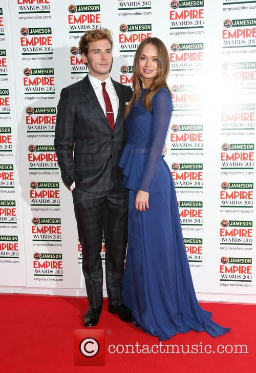 Sam Claflin and Laura Haddock 10