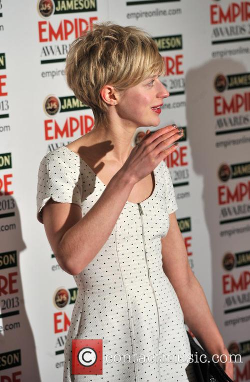 Victoria Buick, Empire Film Awards, Grosvenor House