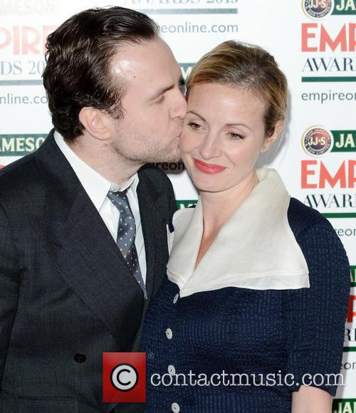 Rafe Spall and Elize Du Toit 8
