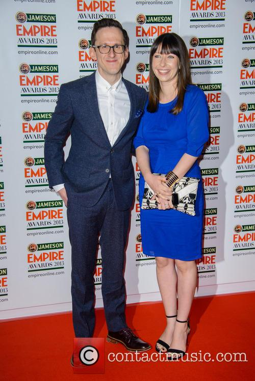 Adam Brown, Empire Film Awards, Grosvenor House