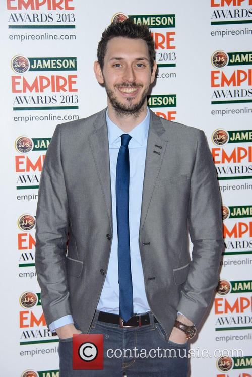 blake harrison jameson empire film awards held 3573734