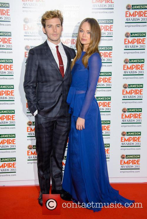 Sam Claflin and Laura Haddock 6