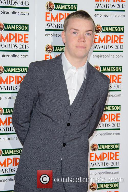 will poulter jameson empire film awards held 3573823