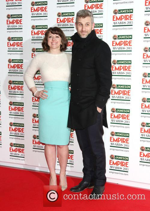 Jo Hartley and Terry Mynott 1