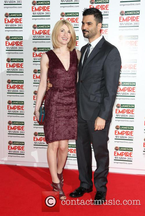 Jodie Whittaker and Christian Contreras 11