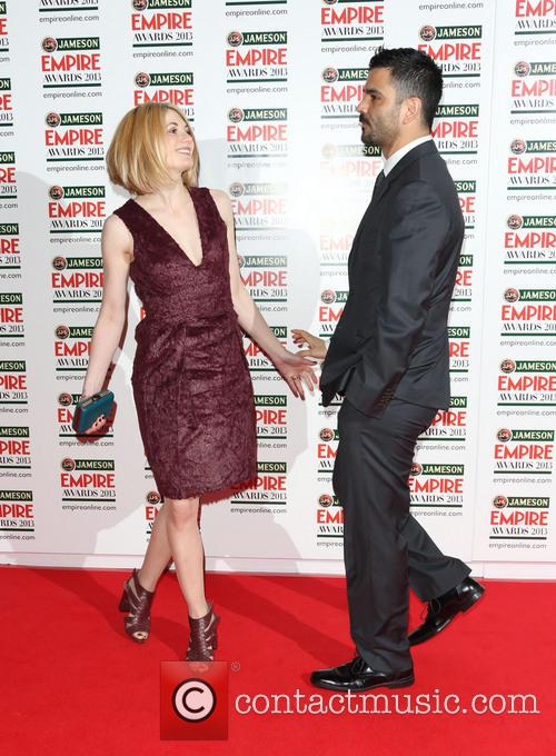 Jodie Whittaker and Christian Contreras 4