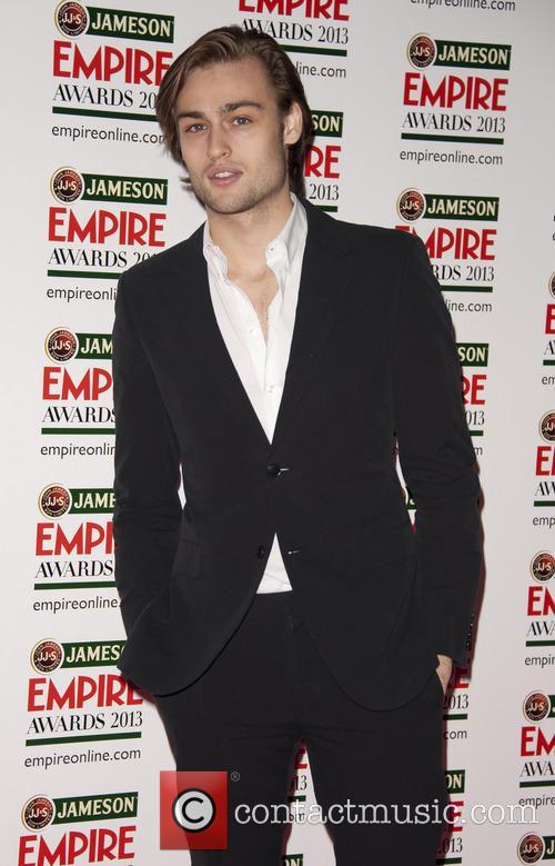 Douglas Booth, Empire Film Awards, Grosvenor House