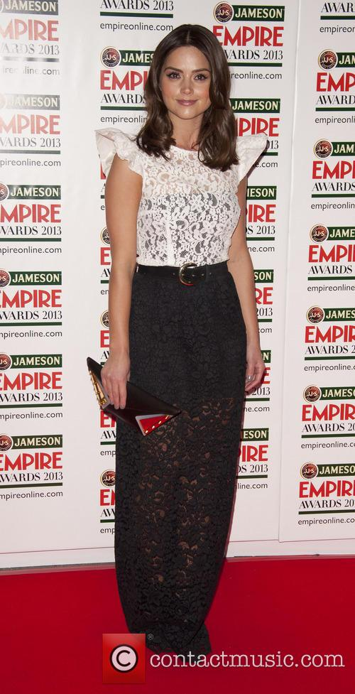 Jenna Louise Coleman, Empire Film Awards, Grosvenor House