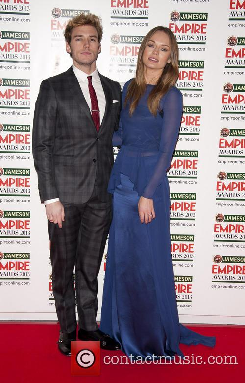 Sam Claflin and Laura Haddock 11