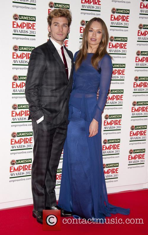 Sam Claflin and Laura Haddock 12