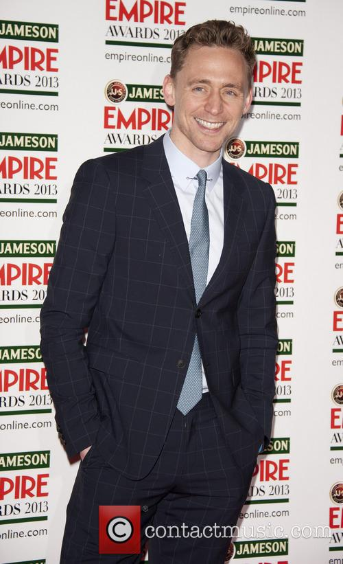 Tom Hiddleston, Empire Film Awards, Grosvenor House