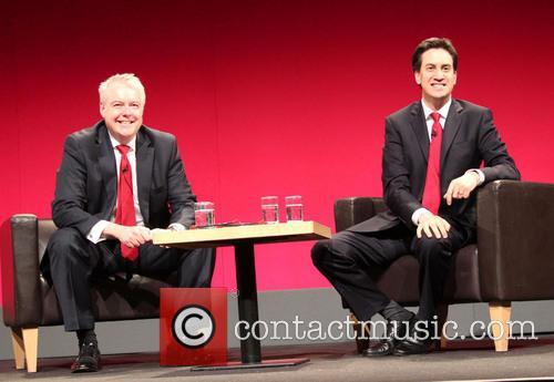 Carwyn Jones and Ed Miliband 1