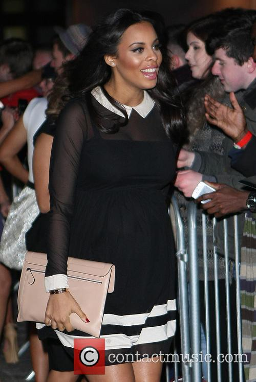Rochelle Humes and Rochelle Wiseman 7