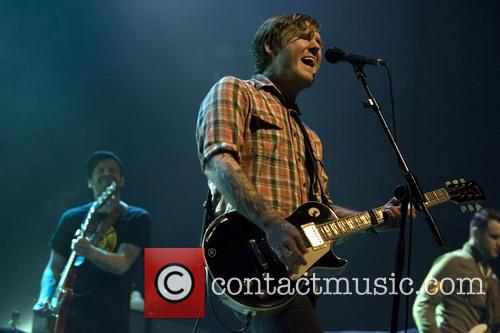 The Gaslight Anthem, Brian Fallon, O2 Academy