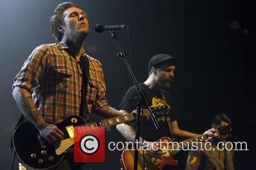 The Gaslight Anthem and Brian Fallon 15