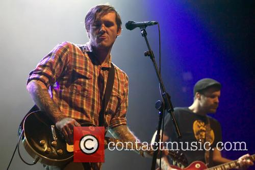 The Gaslight Anthem and Brian Fallon 16