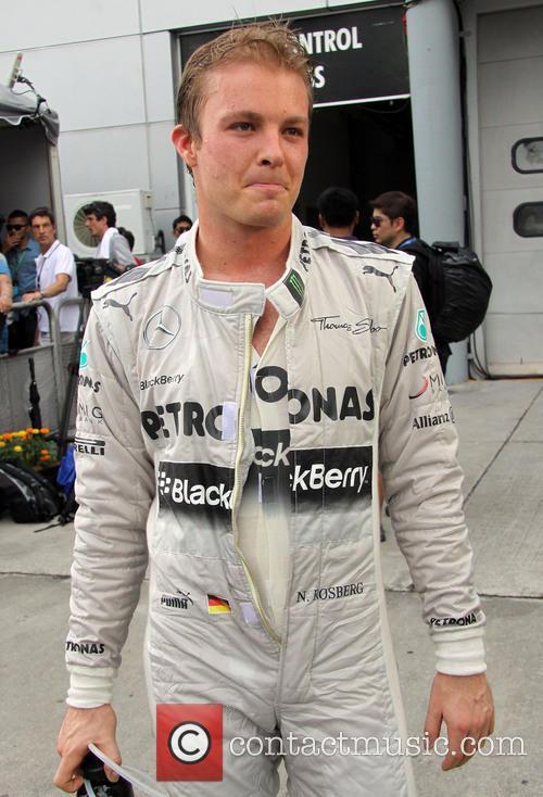 Nico Rosberg,  near KUALA LUMPUR