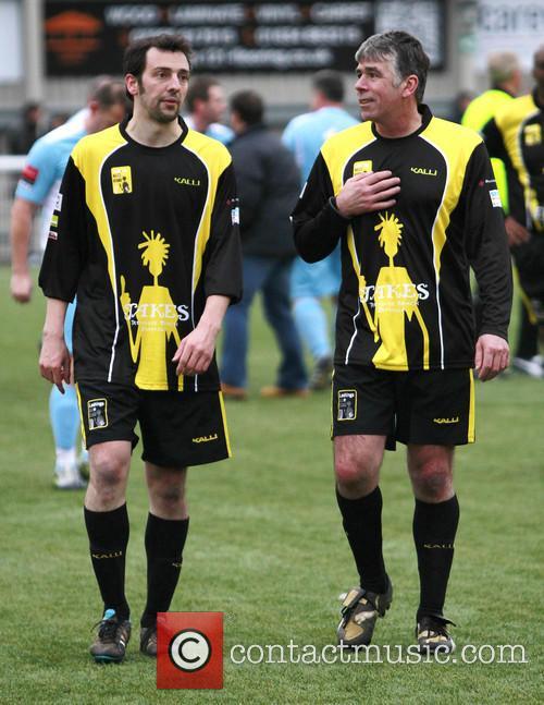 Maidstone United Legends v Lashings All-Stars