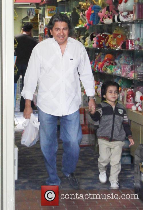 Santiago Garcia and Son Santiago Garcia Iii 2