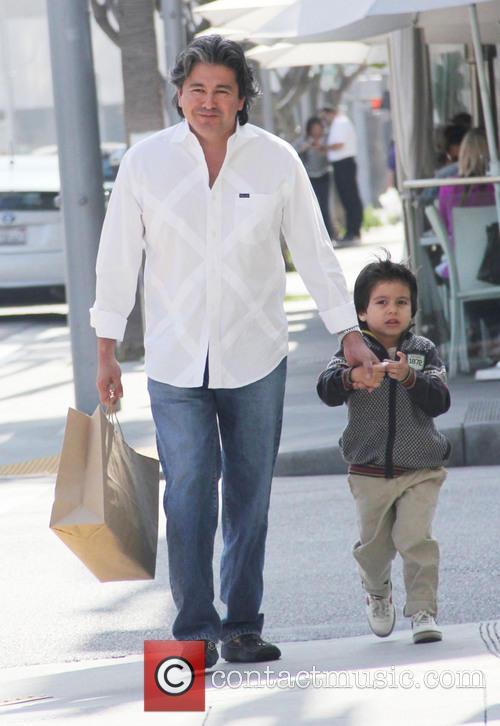 Santiago Garcia and Son Santiago Garcia Iii 3