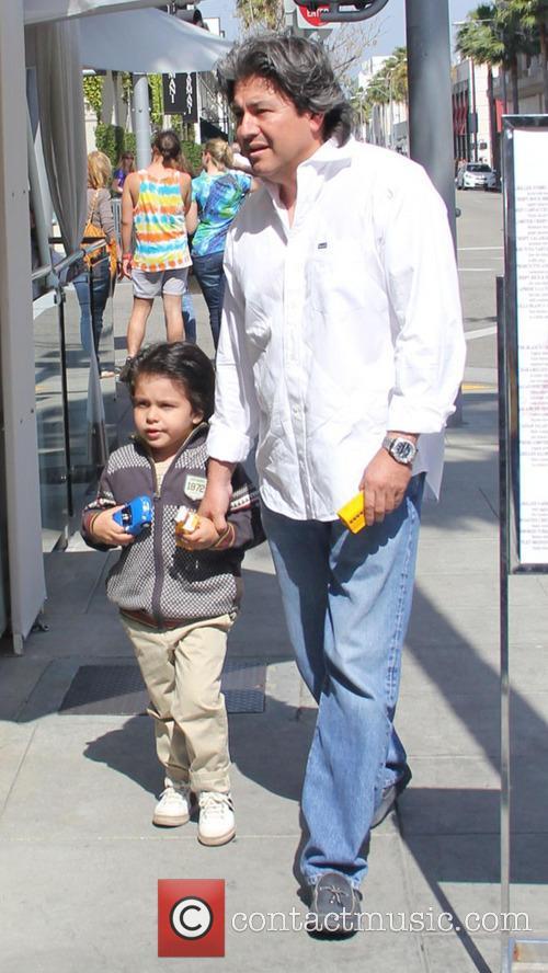 Santiago Garcia and Son Santiago Garcia Iii 4