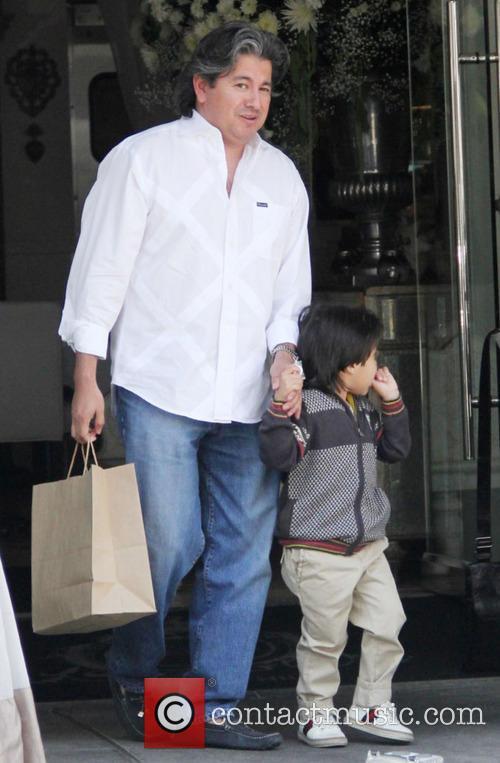 Santiago Garcia and Son Santiago Garcia Iii 5