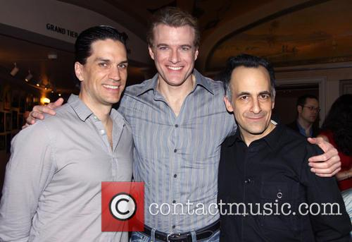 Will Swenson, Edward Watts and David Pittu 4