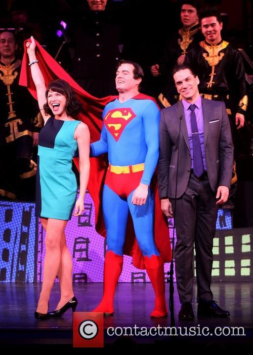 Superman, Jenny Powers, Edward Watts and Will Swenson 9