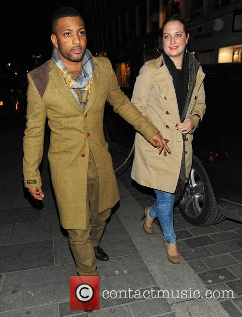 The Saturdays, Jonathan 'jb' Gill and Chloe Tangney 3