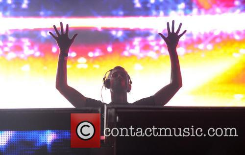 Calvin Harris, Miami Beach Florida, Ultra Music Festival