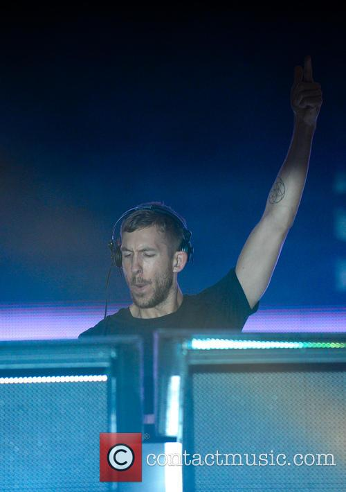 Calvin Harris at Ultra Music Festival, Miami