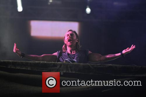 David Guetta at Ultra Music Festival, Miami