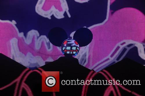 Deadmau5 at Ultra Music Festival, Miami