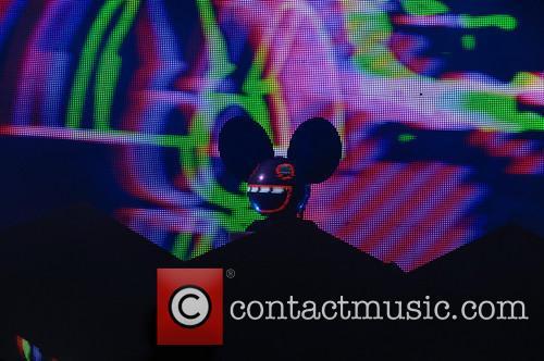 Deadmou5, Miami Beach Florida, Ultra Music Festival