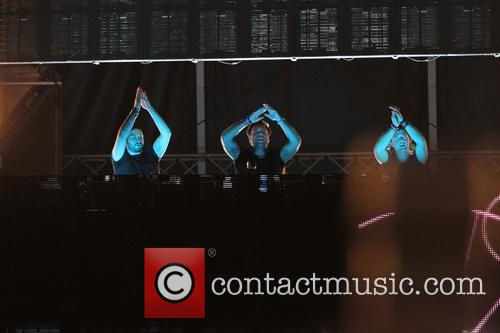 Swedish House Mafia at Ultra Musical Festival, Miami