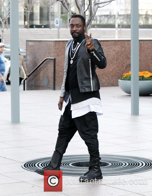 will i am william filming music video 3574116