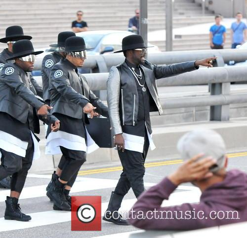 will i am william filming music video 3574118